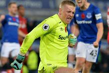 Pickford reveals approach to saving penalties