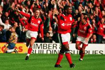 Iconic Moment: Nottingham Forest go second