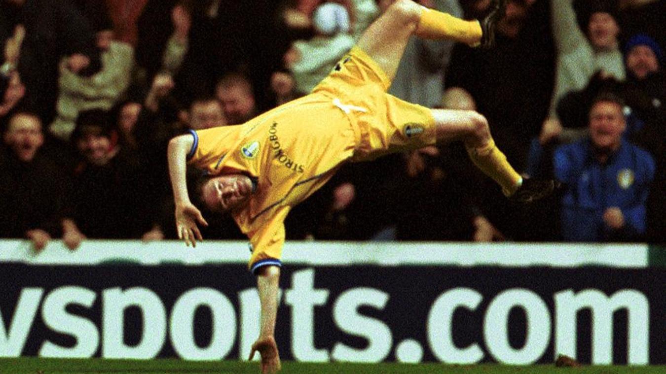 Robbie Keane, Leeds