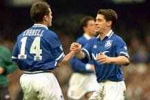 On this day in 1994: Everton 6-2 Swindon