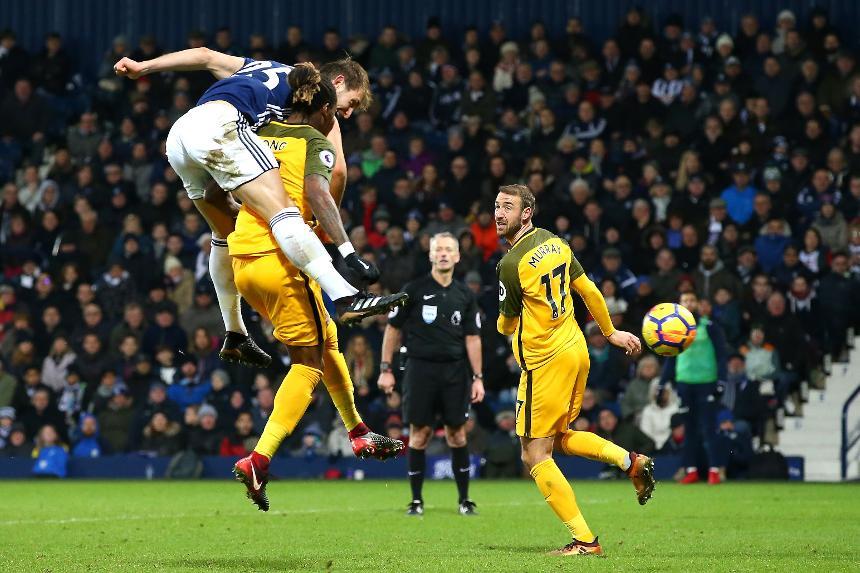 West Bromwich Albion v Brighton & Hove Albion