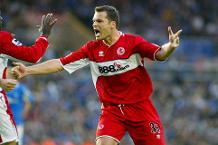 Goal of the day: Viduka's outrageous effort