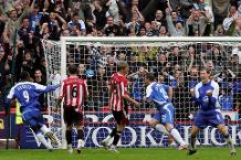 Iconic Moment: Wigan stay up in dramatic finale