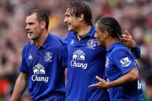 Iconic Moment: Everton stun title chasing Man Utd