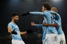 Manchester City's title-winning season