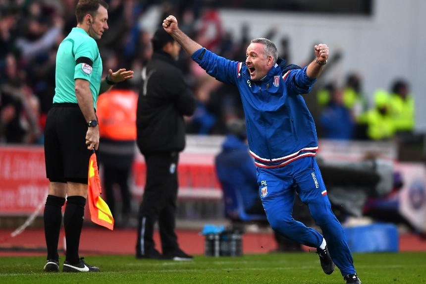 Stoke City v Huddersfield Town