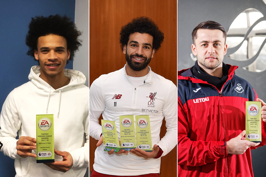 EA SPORTS FPL Half-time Awards 2017/18
