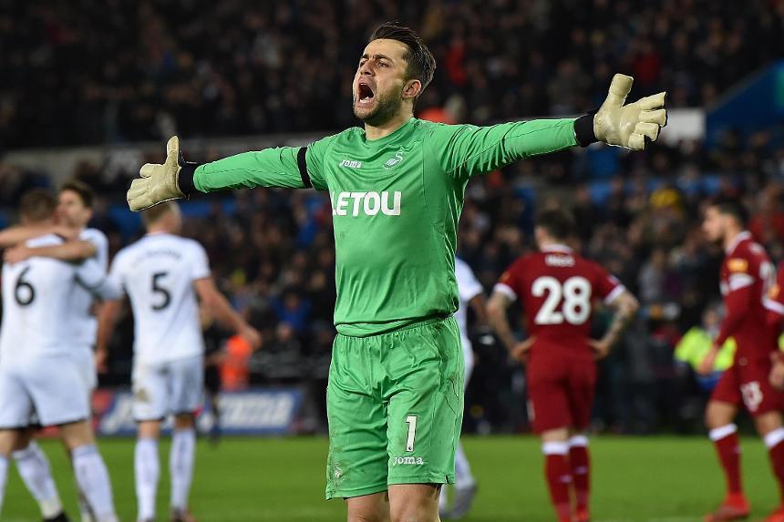 Swansea City 1-0 Liverpool