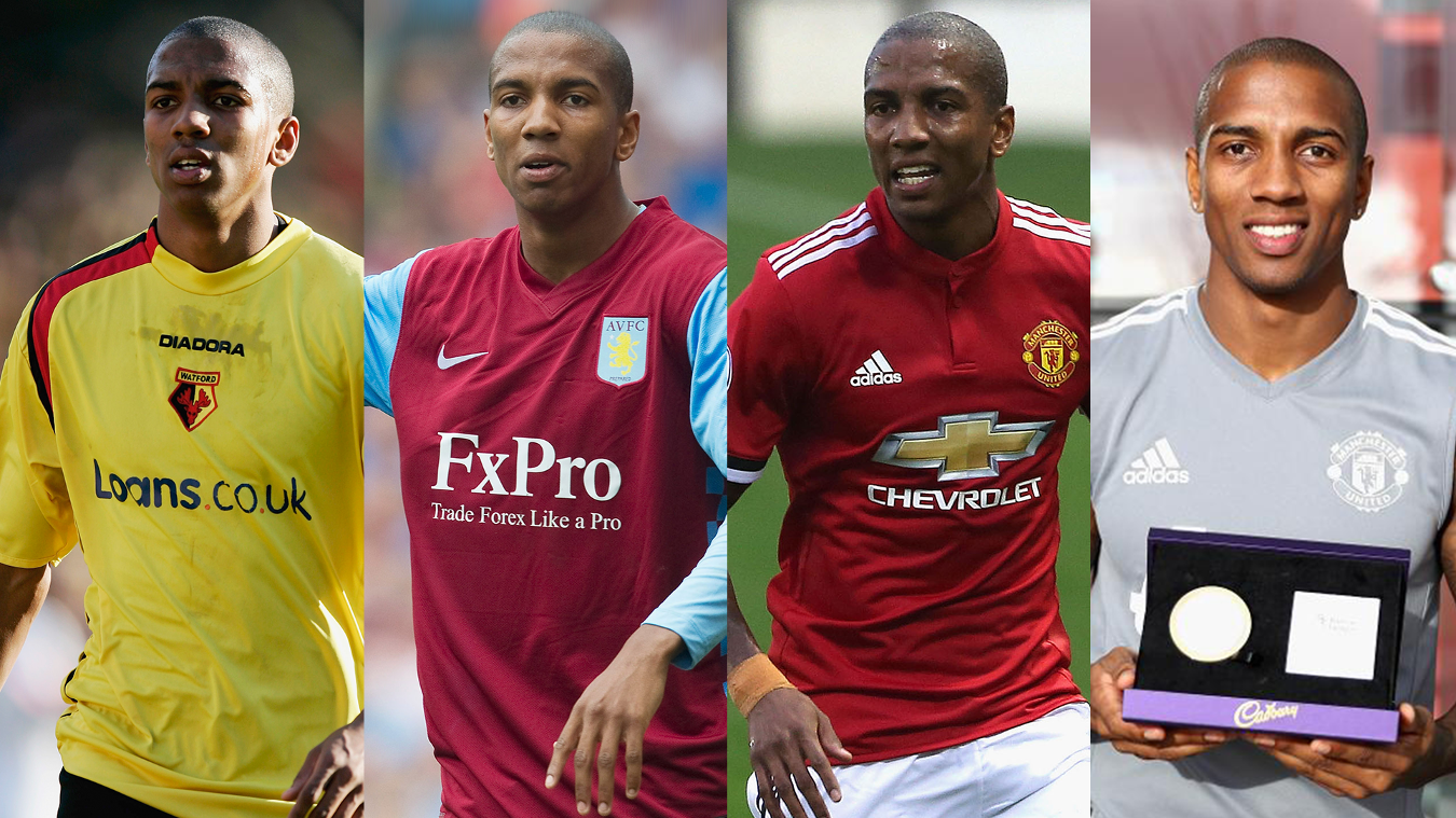 Premier League Milestones, Ashley Young