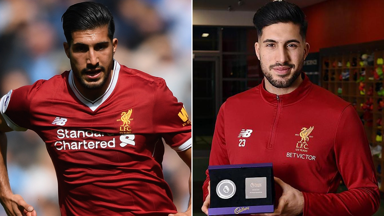 Premier League Milestones, Emre Can