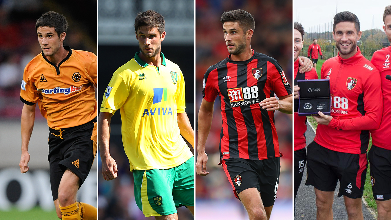 Premier League Milestones, Andrew Surman