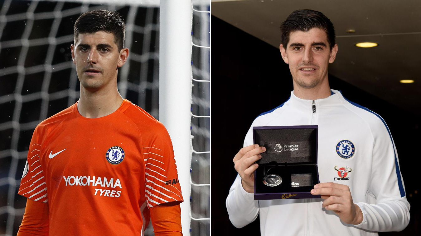 Premier League Milestones, Thibaut Courtois
