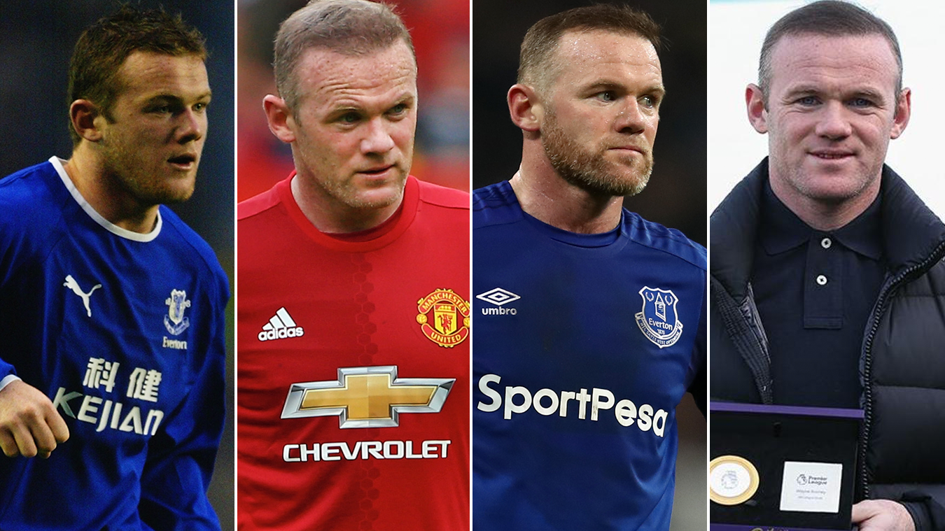 Premier League Milestones, Wayne Rooney