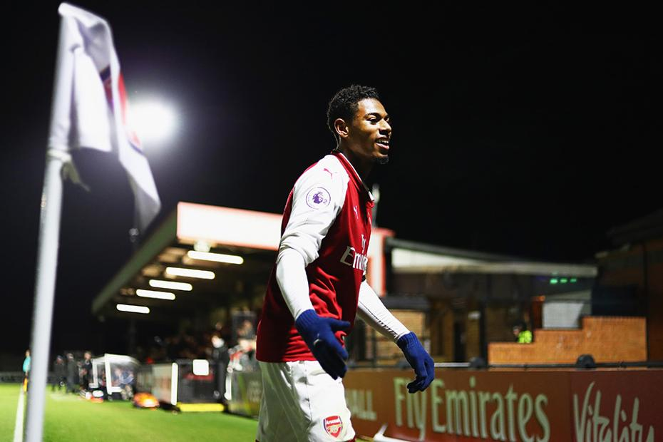 Jeff Reine-Adelaide, Arsenal