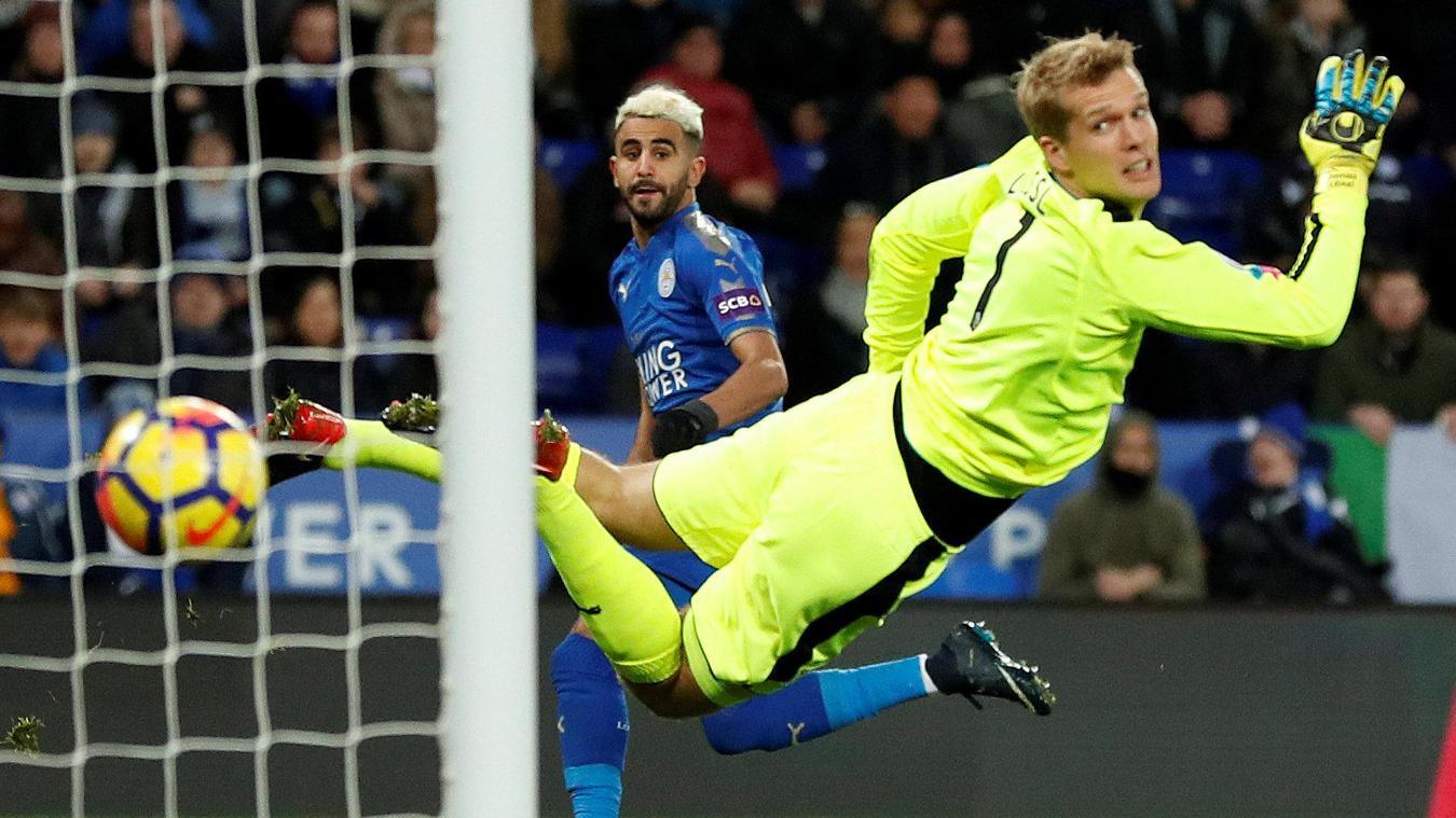 Everton v Leicester City, 31 January