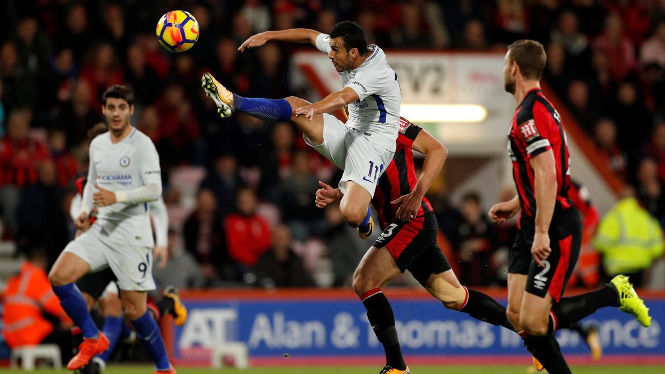 Chelsea v AFC Bournemouth, 31 January