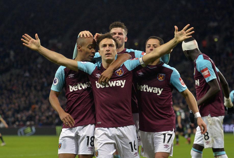 West Ham United v Crystal Palace - Mark Noble