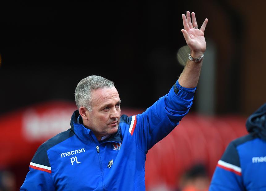 Paul Lambert, Stoke City