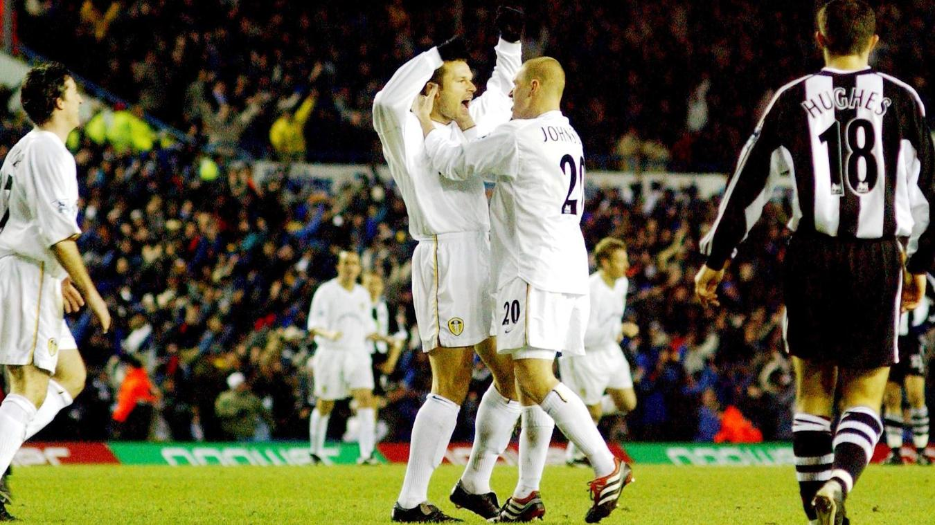 Mark Viduka, Leeds