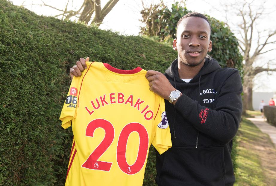 Dodi Lukebakio, Watford