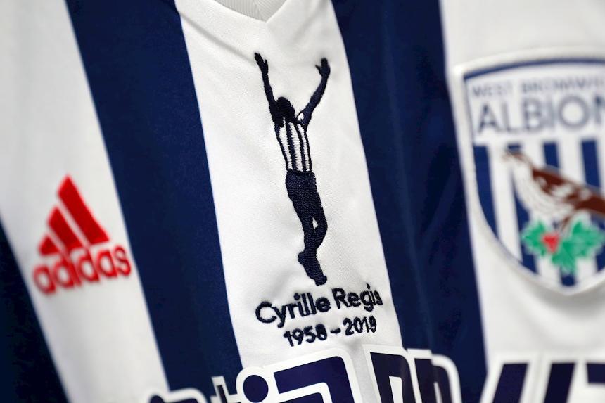 Cyrill Regis shirt