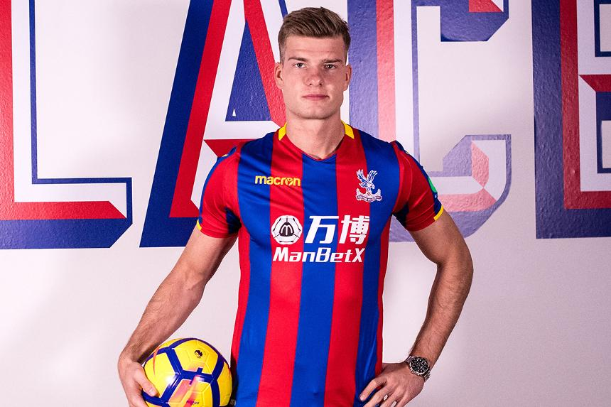Alexander Sorloth, Crystal Palace