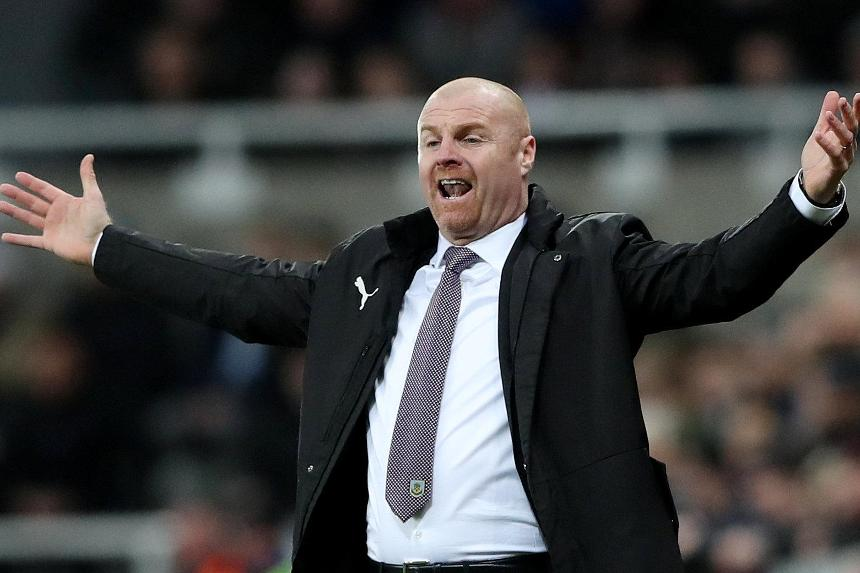 Premier League - Newcastle United vs Burnley