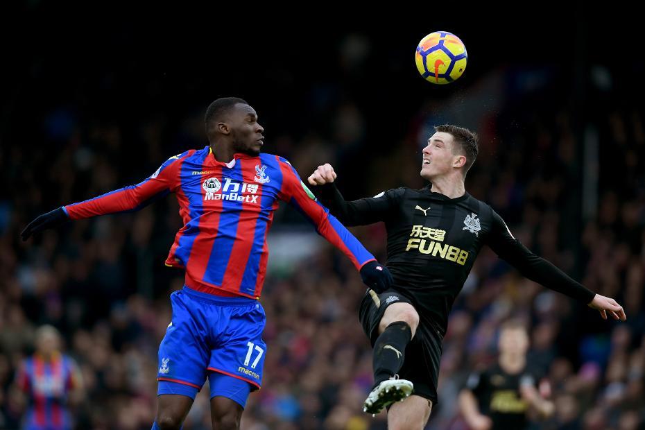 Crystal Palace 1-1 Newcastle United