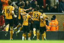Iconic Moment: Ward gives Wolves historic win at Liverpool