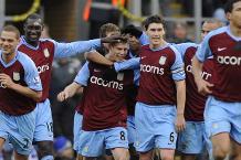 Goal of the day: Milner's magic for Villa