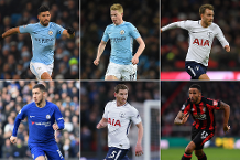 January EA SPORTS Player of the Month shortlist