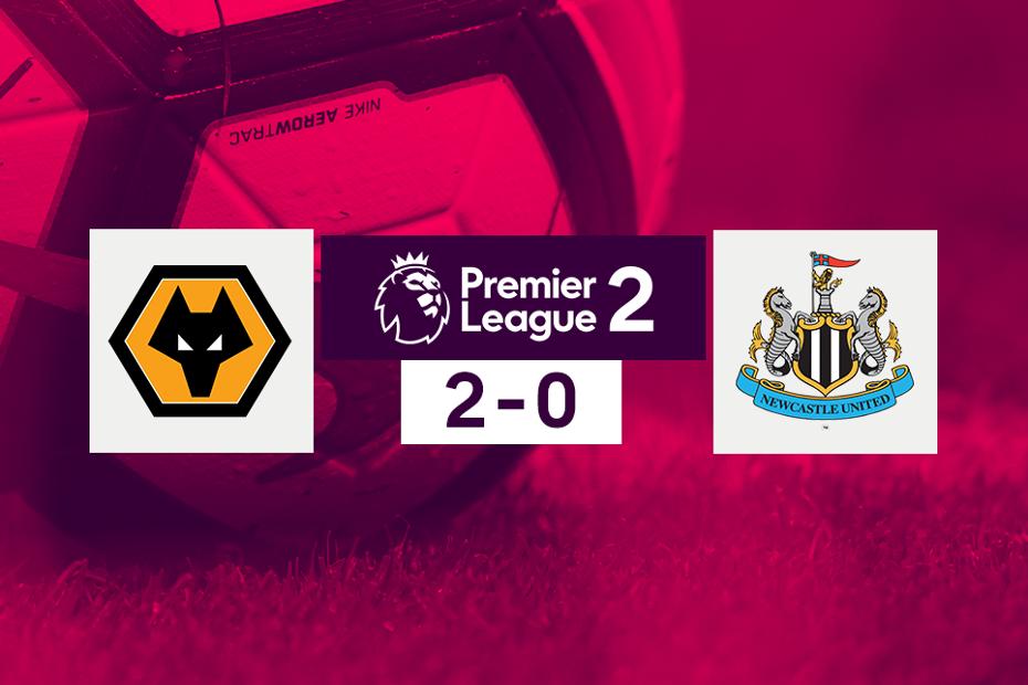 Wolves v Newcastle, PL2