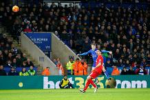 Iconic Moment: Vardy's stunning volley