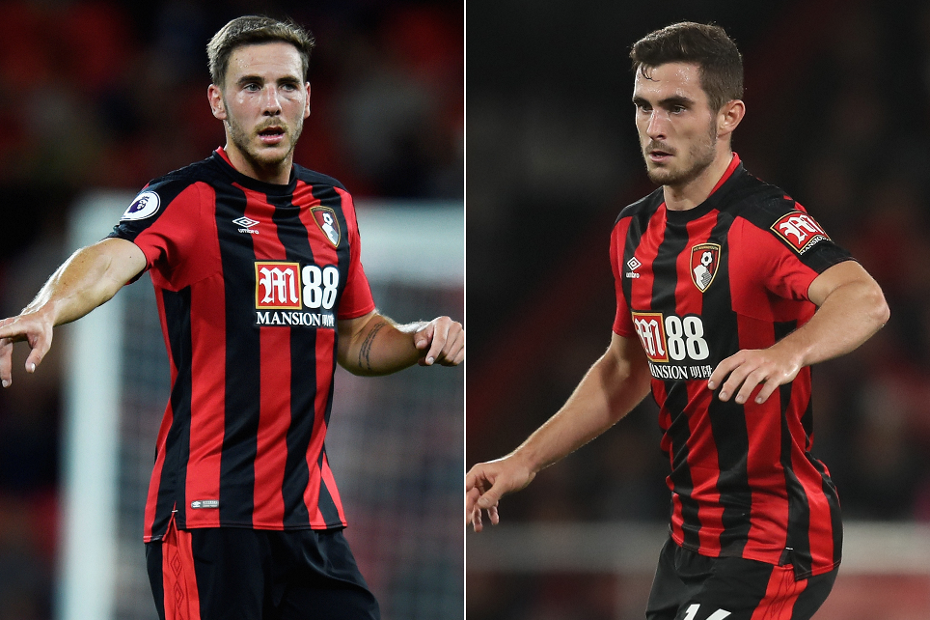Dan Gosling and Lewis Cook, AFC Bournemouth