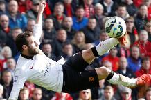Flashback: Mata's Anfield scissor-kick