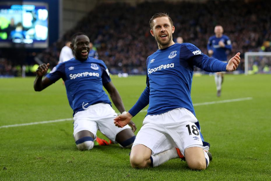 Gylfi Sigurdsson, Everton