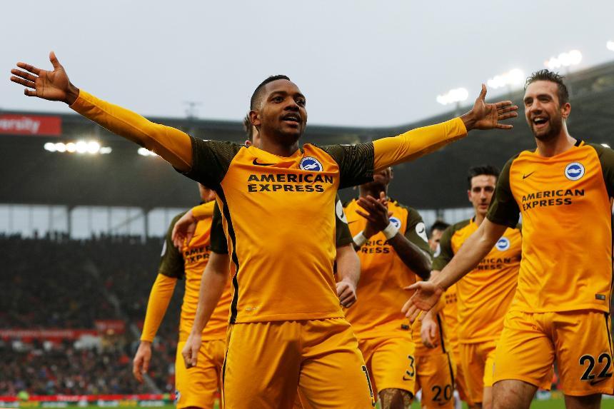 Stoke City 1-1 Brighton & Hove Albion