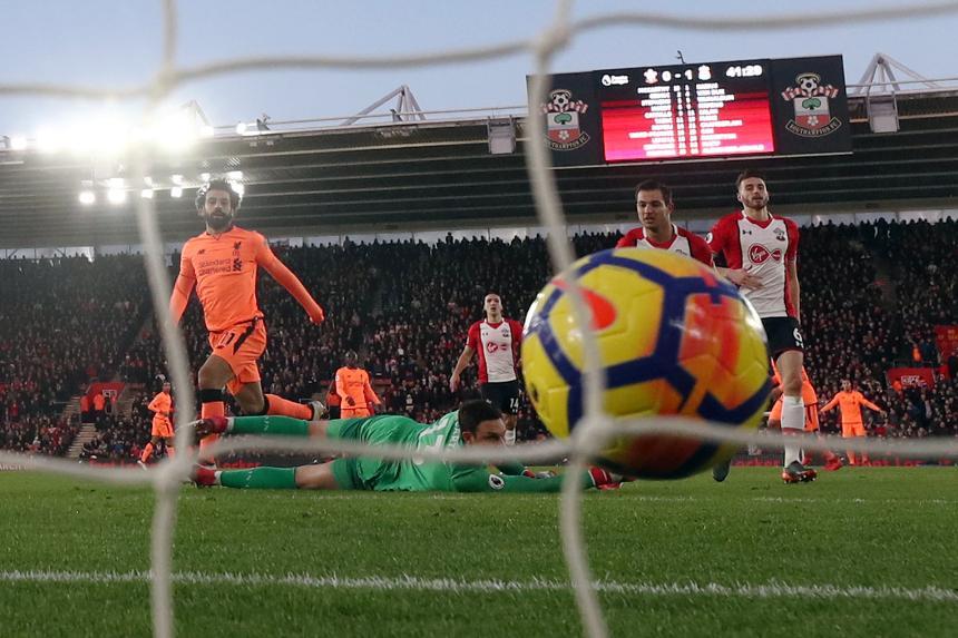 Southampton v Liverpool