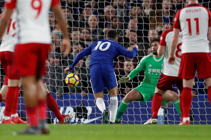 Chelsea v West Bromwich Albion