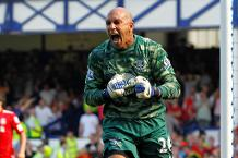 On this day - 14 Feb 2007: Howard joins Everton permanently