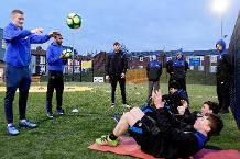 Everton giving young people chance of brighter future