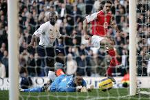 My favourite match: Robert Pires