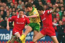 Swindon 3-3 Norwich, 1993/94