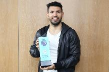 Aguero wins EA SPORTS Player of the Month