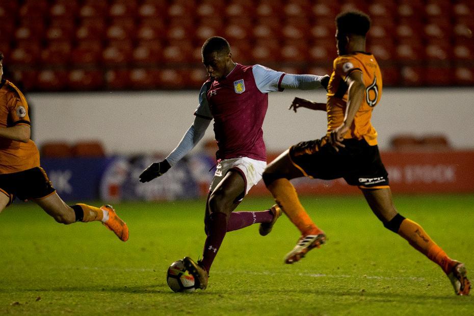 Aston Villa v Wolves, PL2
