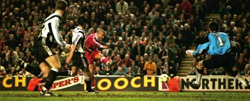 My favourite match: Fowler, Owen & Hutchison