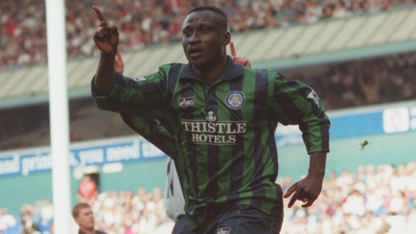 Tony Yeboah, Leeds