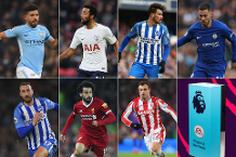 February 2018 EA SPORTS Player of the Month shortlist