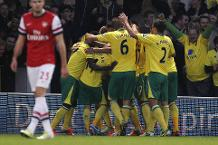 Iconic Moment: Holt seals historic Norwich win
