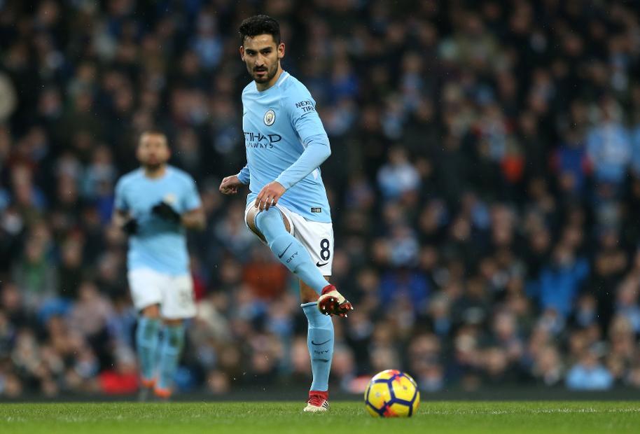 Manchester City v Chelsea, Ilkay Gundogan